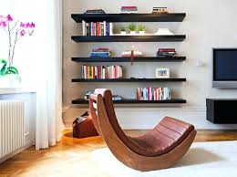 black floating wall shelf bold modern floating shelves grey colored wall curved rocking wooden material black black floating wall shelf