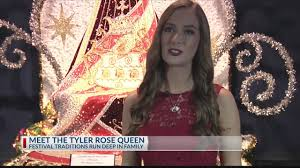 For Rose Queen Amanda Hiles, the crown is a family tradition - YouTube