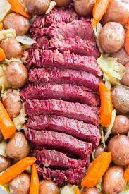 easy corned beef and cabbage instant