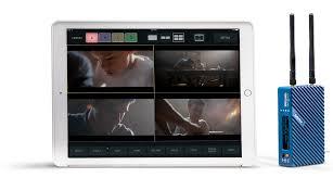 iOS Monitoring – Teradek, LLC - Wireless HD Video