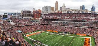 Cleveland Browns Stadium Seating Chart View Seat View From Section 511 At Firstenergy Stadium Factual