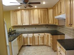 image of are hickory kitchen cabinets in style