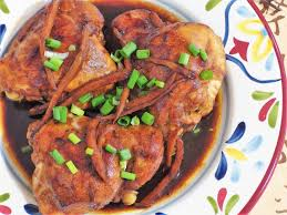 sesame oil en recipe 麻油鸡
