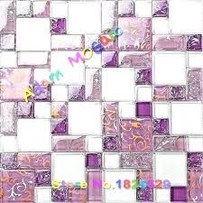 purple backsplash tile fl tile kitchen tiles murals purple glass mosaic purple glass mosaic tile backsplash