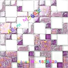 purple backsplash tile fl tile kitchen tiles murals purple glass mosaic purple glass mosaic tile backsplash
