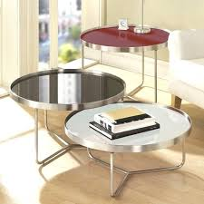 contemporary coffee table sets photo of nesting coffee tables nesting tables set of 3 modern coffee