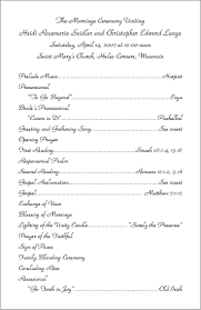 sample wedding ceremony program 25 cute wedding reception program sample ideas on pinterest