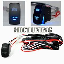 mictuning rocker switch diagram mictuning image mictuning off road 22 inch 120w curved led light bar combo work on mictuning rocker switch