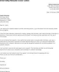 Sample Cover Letter For Esthetician Ideas Of Cover Letter Internship