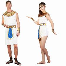 Online Shop Halloween Exotic Cool Adult Men White Egyptian Prince Women  Dress Cosplay Couples Costumes Stage Performance Masquerade Party    Aliexpress ...
