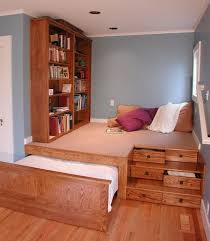 Bedroom Space Saving Ideas Plans
