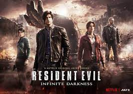 Resident Evil: Infinite Darkness CG ...