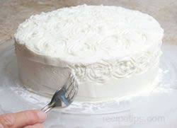 Frosting Designs How To Cooking Tips Recipetipscom