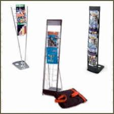 Catalogue Display Stand New Flooring Metal Iron Magazine Display Stand Brochure Display