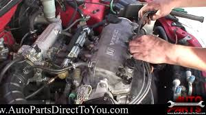 honda civic part tune up