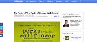 the perks of being a wallflower ib extended essay