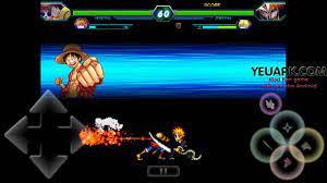 Bleach vs Naruto mod 240 nhân vật – Game đối kháng Anime cho Android