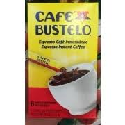 The great part about cafe bustelo is its bold flavor and taste. Cafe Bustelo Espresso Instant Coffee Calories Nutrition Analysis More Fooducate