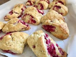 Fairytale Baked Goods Sweet And Savory Scones Each With Their