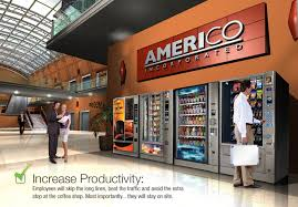 Vending Machine Companies Inspiration Vending Services