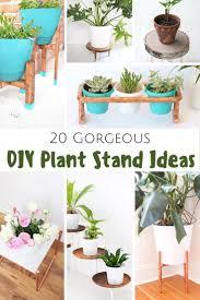 20 gorgeous diy plant stand ideas