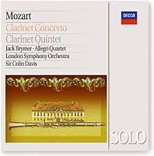 <b>Mozart</b>: <b>Clarinet</b> Concerto / Clarinet Quintet: Amazon.co.uk: Music