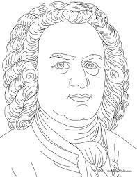 Johan Sebastian Bach Famous German Composer