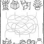 20 Nieuwe Kleurplaten Kerstman Met Slee Win Charles