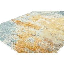 blue and yellow area rugs area rug blue yellow area rugs