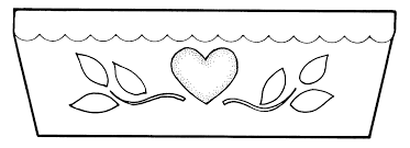 Small Picture Empty Flower Pot Coloring Page Archives With Flower Pot Coloring