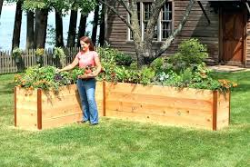 wood garden edging garden ideas with wood tall outdoor planters with a variety of styles for wood garden edging