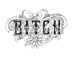 Free Swear Word Coloring Pages Printable Of Words Fresh Pics For