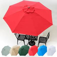 umbrella replacement canopy canvas