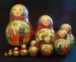 Курсовая работа Русские деревянные игрушки ru Русские деревянные игрушки