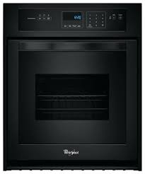 whirlpool 24 double wall oven black inch gas home depot kids room winsome elec