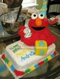 Toy Story Birthday Cake Elmo Cake Decorating Ideas