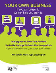 New York Startup 2019 Business Plan Competition The New