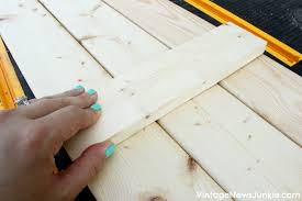 Make Your Own Shutters Ikea Bed Slats Turned Indoor Shutters At The Picket Fence