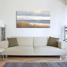 studio 212 x27 sea breeze x27 textured canvas wall  on canvas wall art overstock with shop studio 212 sea breeze textured canvas wall art 24 x 48