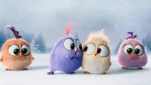 Phim Chiếu Rạp   Bầy chim non của Angry Birds cất giọng khiến ...