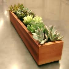 interior small wood planter box how to build an elevated wooden useful planters 6
