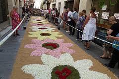 sitges flower festival sitges celebrates corpus christi