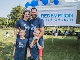 Our Pastor — Redemption Bible Church