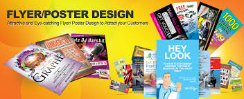 Good Flyers Examples Flyer Poster Design Services Flea Market Singapore