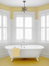 ideas bathroom tile color cream neutral: yellow bathroom design ideas  yellow bathroom design ideas