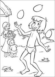jungle book 2 coloring educational fun kids coloring pages and pre skills worksheets
