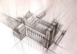 architecture sketch wallpaper. Architecture, Sketch 3 By NastyaChernik Architecture Wallpaper L