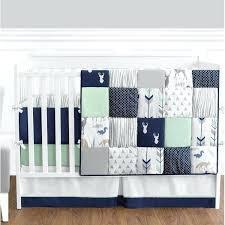 navy crib bedding solid navy crib bedding set