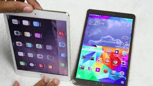 ipad size comparison ipad mini 3 vs galaxy tab s 8 4 size comparison h2techvideos