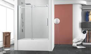 bellini bathtub 1 door 1 fixed